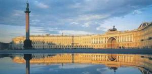 Санкт-Петербург-Дворцовая-площадь